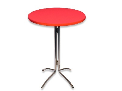 Tophoes stretch rond 80cm rood huren