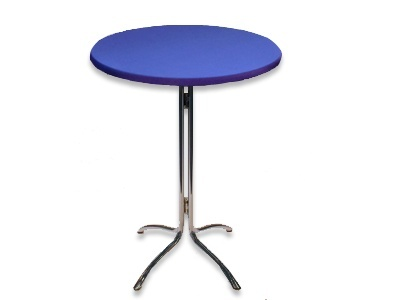 Tophoes stretch rond 80cm donkerblauw huren