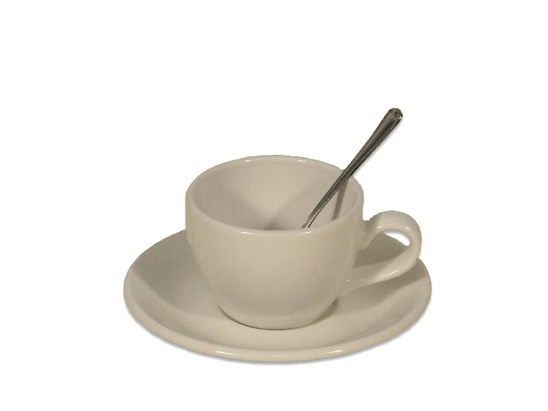 Koffieservies classic compleet huren