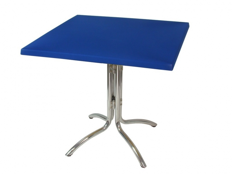 Tophoes stretch 80x80cm donkerblauw huren