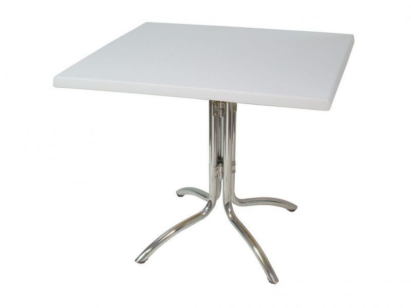 Tophoes stretch 80x80cm wit huren